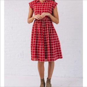 Clad & Cloth Madrid Dress
